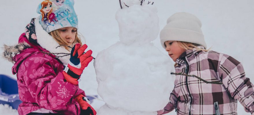 Impress Your Kids With These Facts about Snow